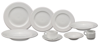 Paris Restaurant Dinnerware
