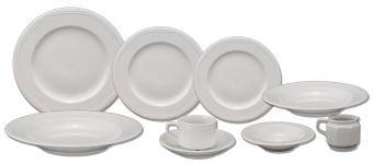 Paris Restaurant Dinnerware