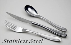 Flatware - Stainless Steel