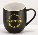 Aroma Mugs - Custom Decoration