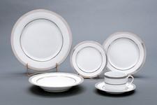 Rhiannon Platinum Dinnerware