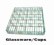 Baskets for Glassware/Cups