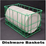 Baskets For Dishware