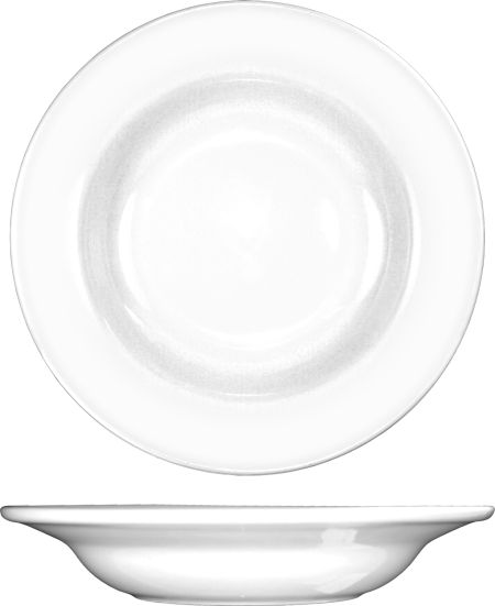"ITI DO-3 Bowl, Rim Deep Soup            9"" 13 oz"