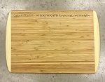 Bamboo Cutting Board 18