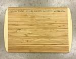 Bamboo Cutting Board 18