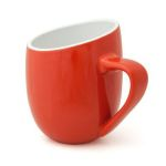 OFF12RED OFFERO MUG RED 12 OZ