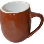 OFF16BR OFFERO MUG BROWN 16 OZ
