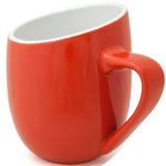 OFF16RED OFFERO MUG RED 16 OZ