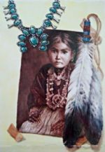 Marci Blattenberger - Native American Art on Tile 4 Day Class Inclusive