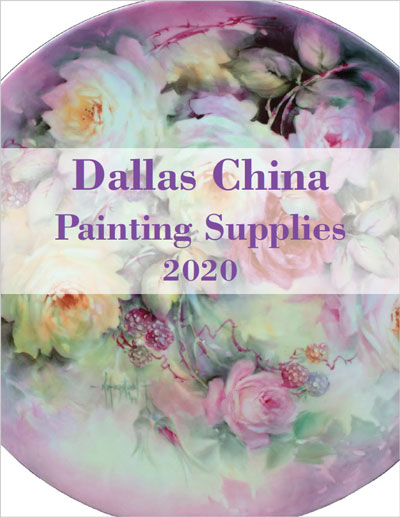 Dallas China Painting Supplies